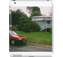 Vintage Car Old and Loved iPad Case/Skin