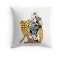 Finn And Jake Throw Pillow