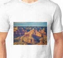 Sunset on the Temple Unisex T-Shirt