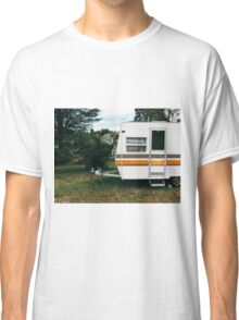 Vintage Trailer Old and Loved Classic T-Shirt