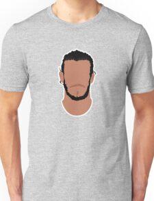 Gareth Bale Vector Portrait Unisex T-Shirt