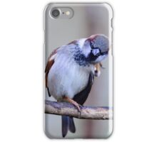 hmmm...... let me think about that! iPhone Case/Skin