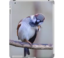 hmmm...... let me think about that! iPad Case/Skin