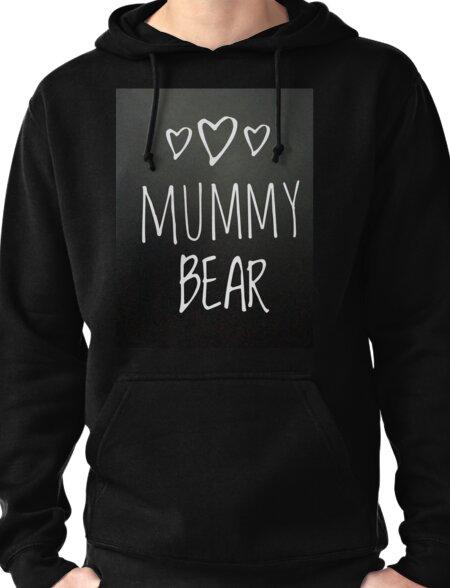 Love Mummy Bear T-Shirt