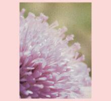 Lilac Flower Romantic Macro Photograph Baby Tee