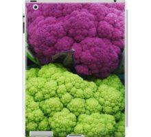 cauliflowers iPad Case/Skin