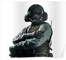 Jäger - Rainbow 6 Siege - portrait Poster