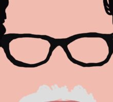 Funky Jon Favreau Sticker