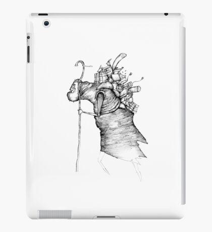Man iPad Case/Skin