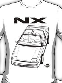 Nissan Pulsar NX Action Shot (LHD) T-Shirt