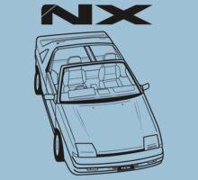 Nissan Pulsar NX Action Shot Kids Tee