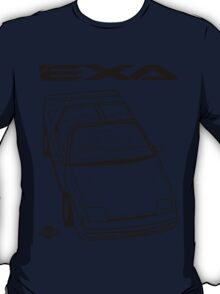 Nissan Exa Action Shot T-Shirt