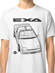 Nissan Exa Action Shot Classic T-Shirt