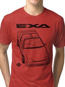 Nissan Exa Action Shot Tri-blend T-Shirt