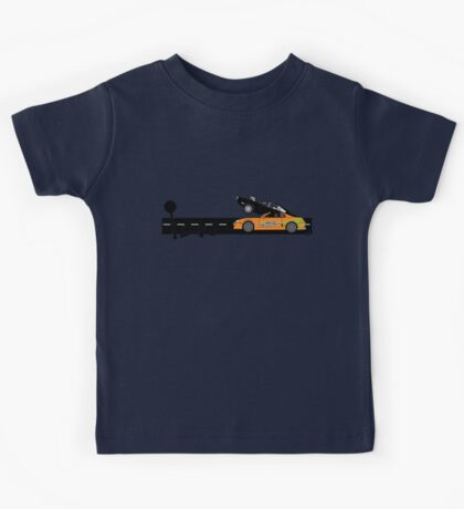 The Fast and the Furious Classic Moment Kids Tee