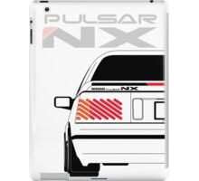 Nissan NX Pulsar Coupe - White iPad Case/Skin