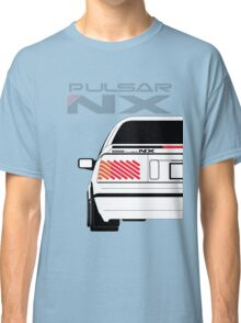 Nissan NX Pulsar Coupe - White Classic T-Shirt