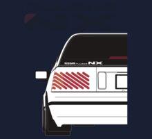 Nissan NX Pulsar Sportback - White Kids Clothes