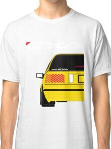 Nissan Exa Sportback - Yellow Classic T-Shirt