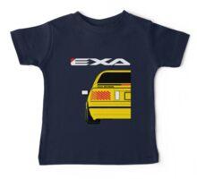 Nissan Exa Coupe - Yellow Baby Tee