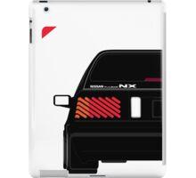Nissan NX Pulsar Sportback - Black iPad Case/Skin