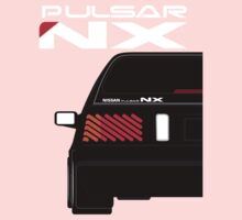 Nissan NX Pulsar Sportback - Black Kids Clothes