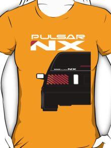 Nissan NX Pulsar Sportback - Black T-Shirt
