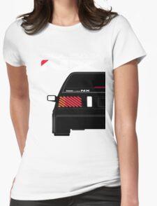 Nissan NX Pulsar Sportback - Black Womens Fitted T-Shirt