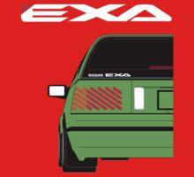 Nissan Exa Sportback - Greeb Kids Clothes