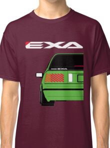 Nissan Exa Sportback - Greeb Classic T-Shirt