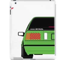 Nissan Exa Sportback - Greeb iPad Case/Skin