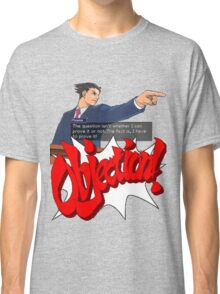 Ace Attorney - Phoenix Wright Classic T-Shirt