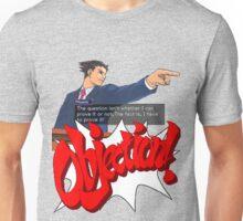 Ace Attorney - Phoenix Wright Unisex T-Shirt