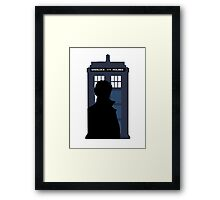 Time and Relative Dimensions in Baker Street Framed Print