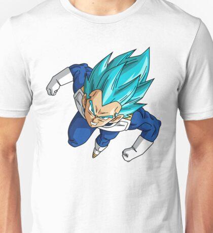 Dragon Ball Super - Vegeta Blue Unisex T-Shirt