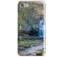 Autumn at Cauldron Falls iPhone Case/Skin