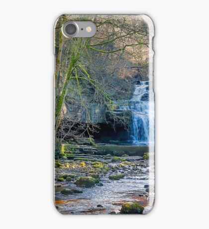 Autumn at Cauldron Falls iPhone Case/Skin
