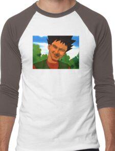 Brock Brock Men's Baseball ¾ T-Shirt