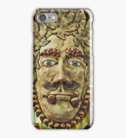 Mister Autumn iPhone Case/Skin