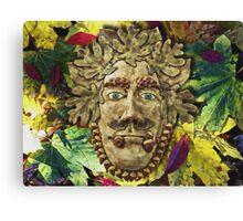 Mister Autumn Canvas Print