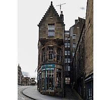 Edinburgh Architecture Photographic Print