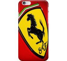 Il Cavallino Ferrari iPhone Case/Skin