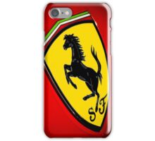 Il Cavallino Ferrari iPhone Case/Skin