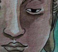 Buda Zen Sticker