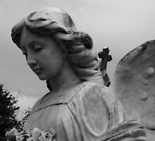 Angel and Cross by Nathan Little