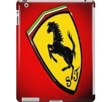 Il Cavallino Ferrari iPad Case/Skin