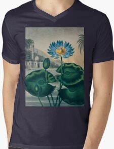 The Blue Egyptian Water Lily T-Shirt