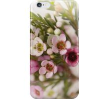 The smallest flower iPhone Case/Skin