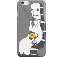 chronoscide iPhone Case/Skin