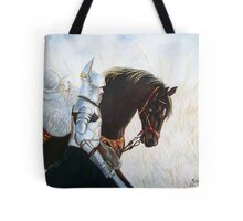 Defenders of Truth - The Narrow Road of Faith Tote Bag
